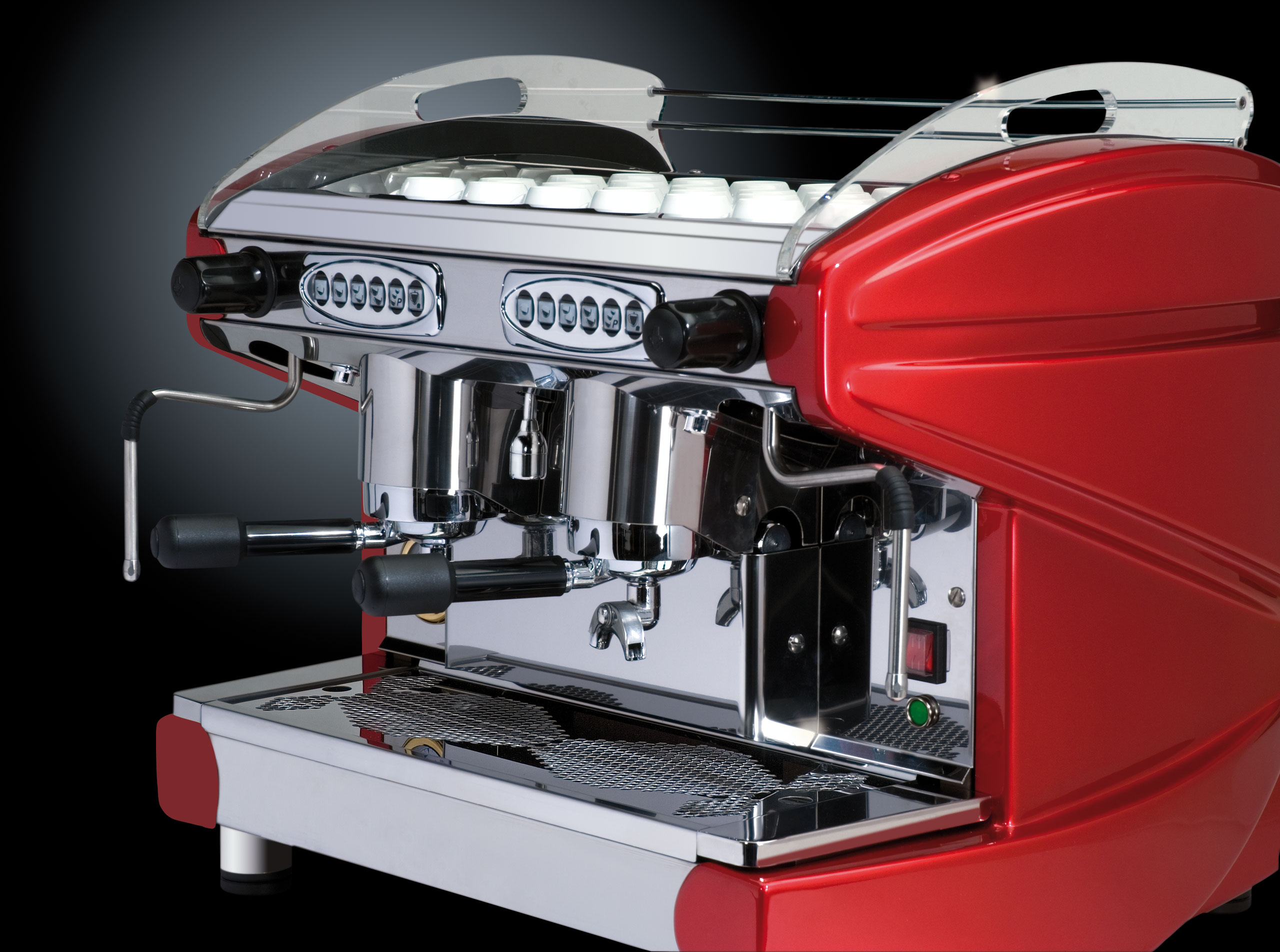 BFC Lira 2-group espresso machine