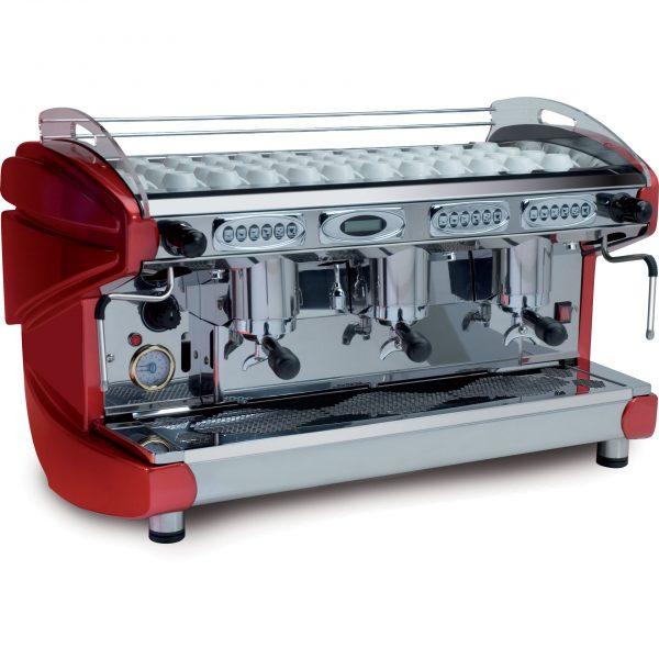 Lira 3GR - red - electronic